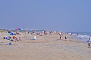 The Beach At Ateague Island
