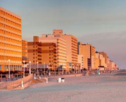Oceanfront Resort Vacation Rentals - Virginia Beach