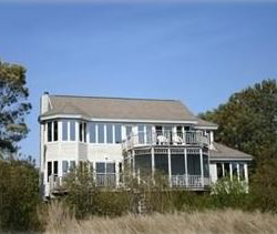 Home on Assateague Channel
